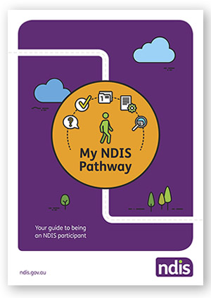 Cover of the My NDIS Pathway booklet