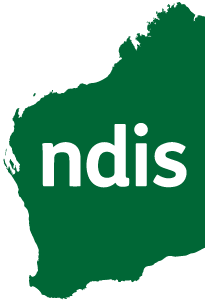 Western Australia, with 'ndis' in it.