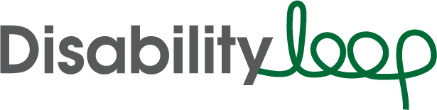 Disability Loop logo